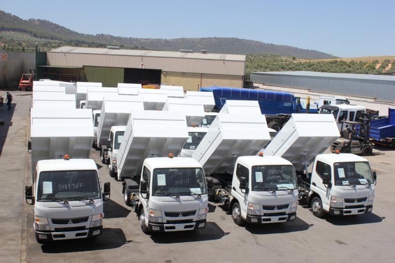 HERMONT carroza los nuevos vehículos de LIMASAM