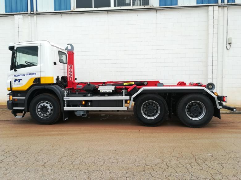 Scania P360 + Marrel AL20S50